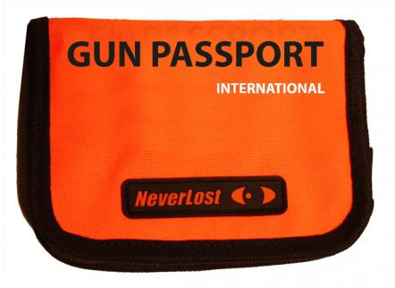 Neverlost International Gun Passport